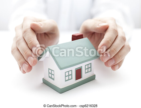 Protect Your House - csp6216328