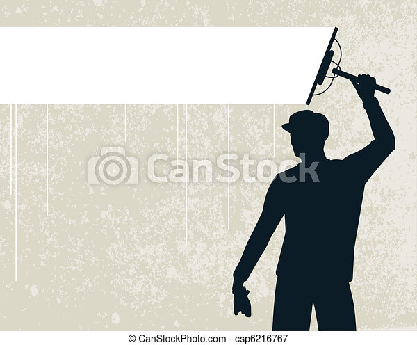 Window cleaner - csp6216767