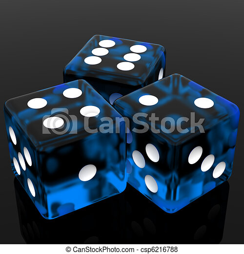 7 11 dice game logos blue