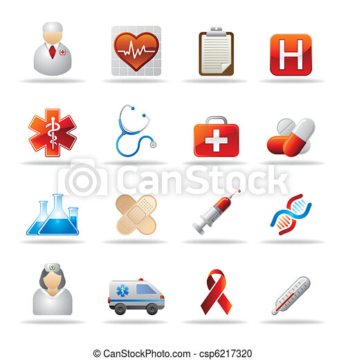 healthcare icon - csp6217320