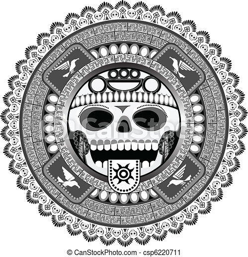 Aztec Clip Art and Stock Illustrations. 20,982 Aztec EPS ...