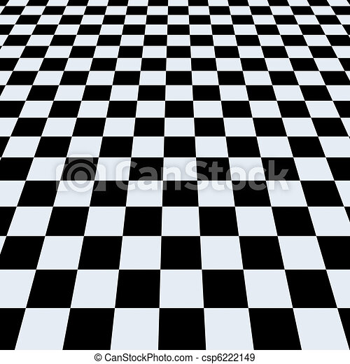 Checkerboard background - csp6222149