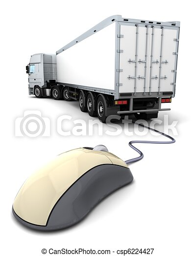 online freight order tracking - csp6224427