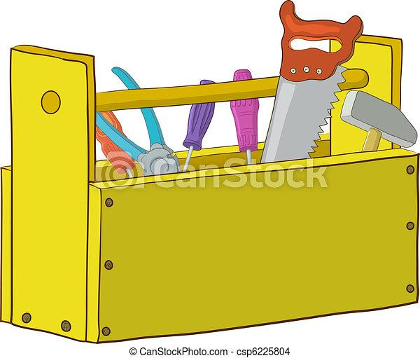 Tool box - csp6225804