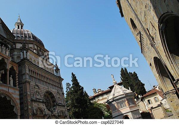Colleoni chapel, Bergamo - csp6227046