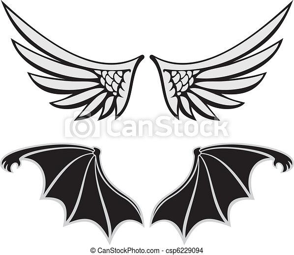 Anjo negro 23 cm pega amiga secreta - 5 7