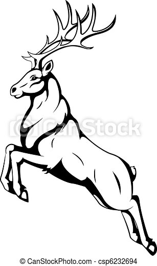 How To Draw A Wolf likewise Pig hoof print clip art in addition Horse Vector Sketch 6781788 together with Head Deer Outline 173120 Vector Clipart also Clipart Tying The Knot. on deer clipart
