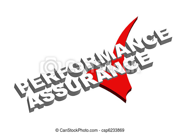 PERFORMANCE ASSURANCE - csp6233869