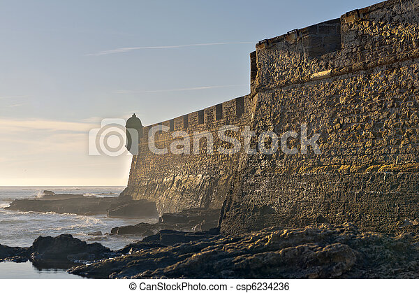 Fortification of Cadiz