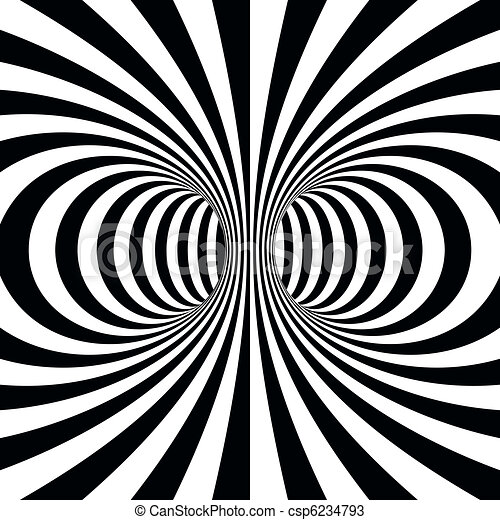 黑色, 白色, 条纹, 投射