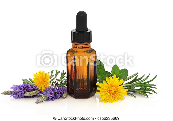 Herbal Therapy - csp6235669