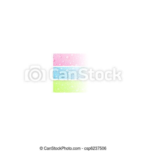 wet banner - csp6237506