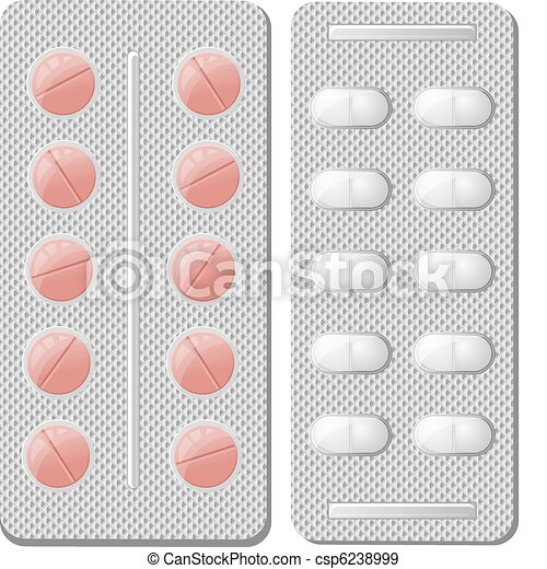 Pills and drugs - csp6238999