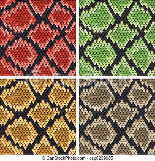 Snake skin - csp6239085