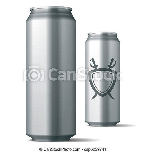 Drink can - csp6239741
