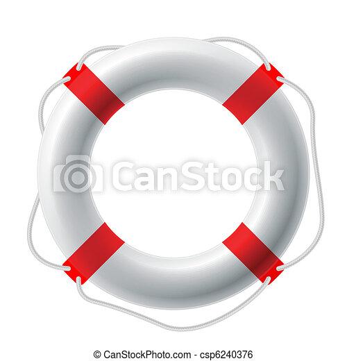 Life buoy - csp6240376