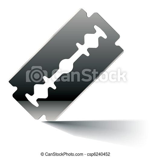 Razor blade - csp6240452