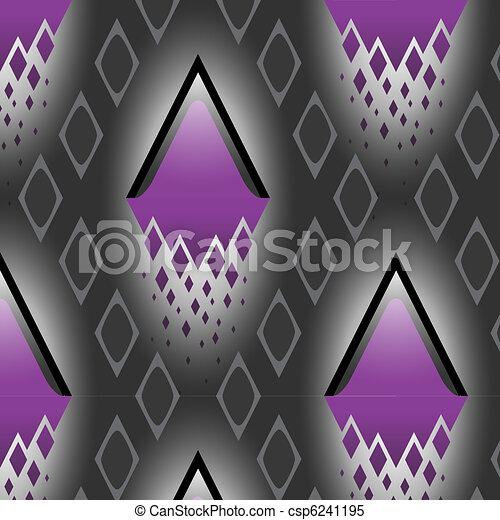 Magenta Shapes - csp6241195