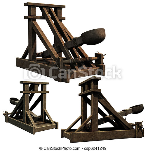 Trebuchet Stock Illustrations. 49 Trebuchet clip art images and ...
