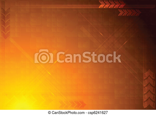 Bright technical backdrop - csp6241627