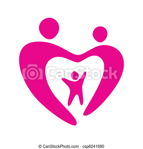 sign-love-family-children - csp6241690