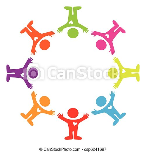 sign-unity-people - csp6241697
