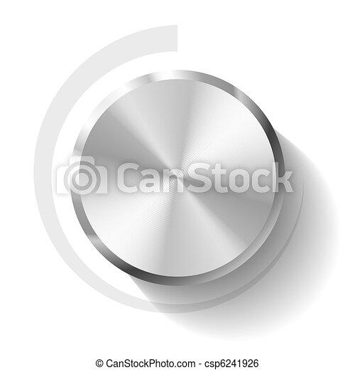 Volume knob - csp6241926