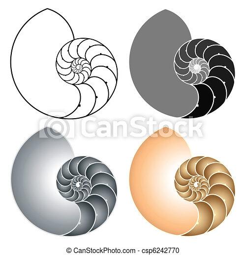 Nautilus - csp6242770