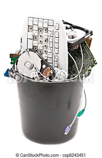 Obsolete hardware - csp6243451