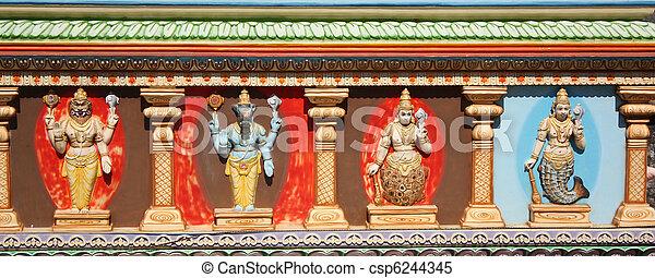 Hindoe goden afbeeldingen
