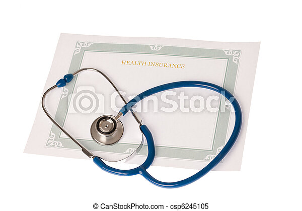 Medical Insurance - csp6245105