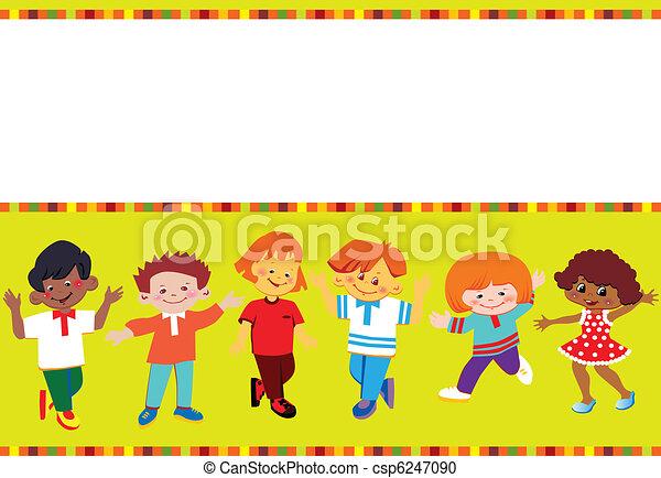 Children. - csp6247090