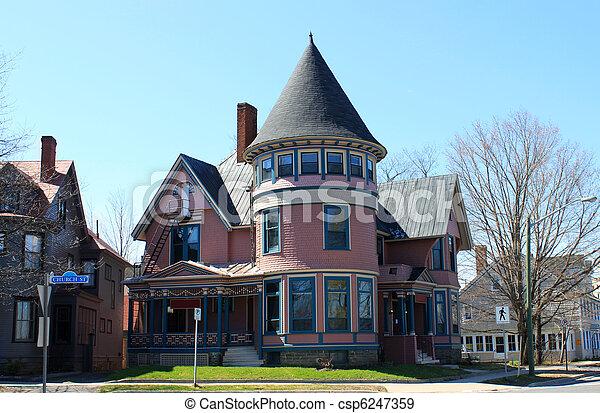 Fredericton architecture - csp6247359