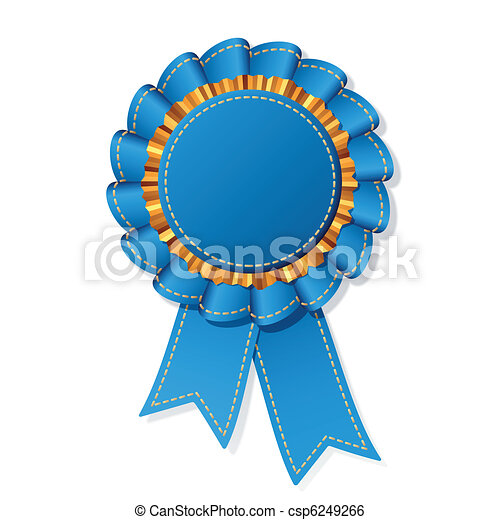 Jean award ribbon - csp6249266