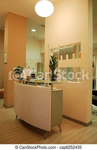 Hair salon - csp6252435