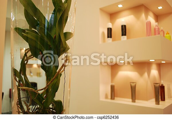 Hair salon - csp6252436