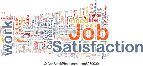the concept and definition of job satisfaction Definition of job satisfaction• job satisfaction refers to how well a job provides fulfillment of a need or want, or how well it serves as a source or means of enjoyment• job satisfaction is the degree to which individuals feel positively or negatively about their jobs.