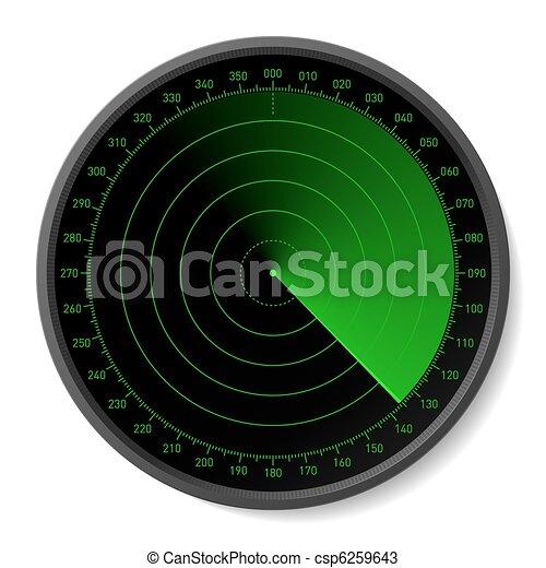 Radar - csp6259643