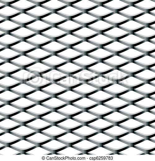 Chainlink fence. Seamless. - csp6259783