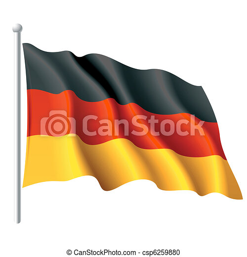 Flag of Germany - csp6259880