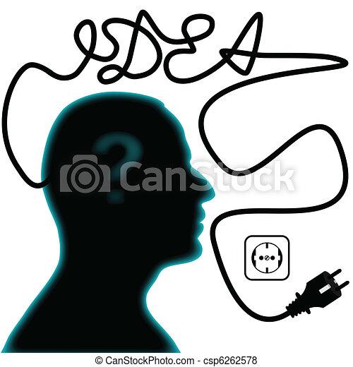 Turn your head - csp6262578