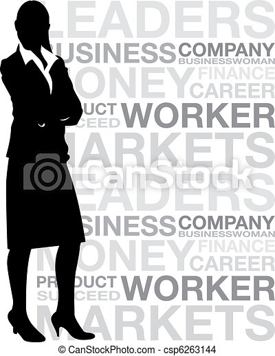 business woman - csp6263144