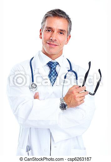 médico, doutor - csp6263187
