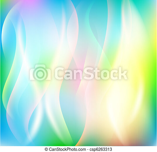 Colorful abstract background  - csp6263313