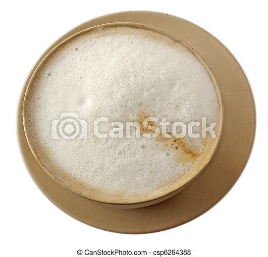 Cappuccino - csp6264388