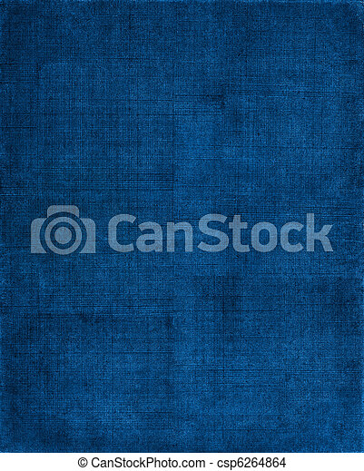 Blue Cloth Background - csp6264864