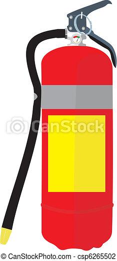 Fire extinguisher - csp6265502