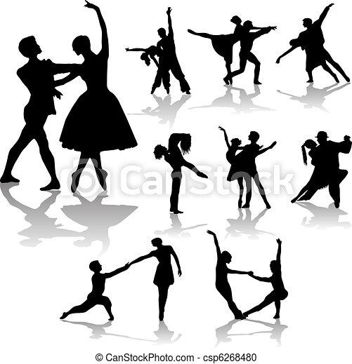 Imagenes de parejas bailando - Imagui