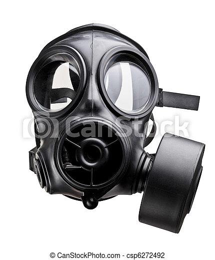 gas mask - csp6272492