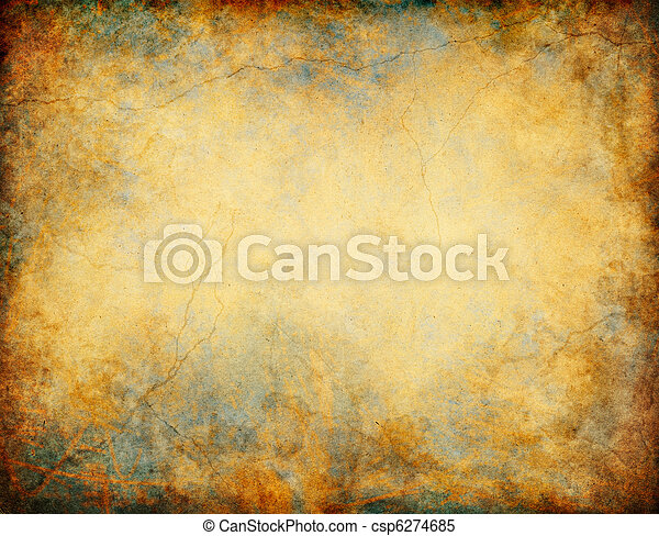 Patina Grunge Background - csp6274685